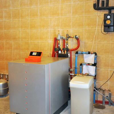 Pompa Vitocal 300-G 21,2kW z NC-box, Vitosol 200-T, Vitovent 300