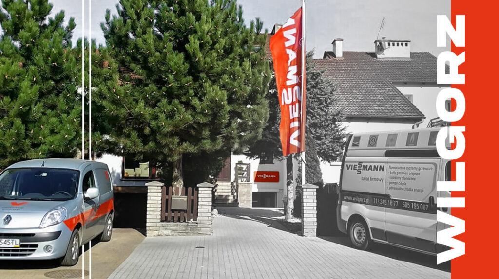 Wilgorz Salon Firmowy Viessmann Wrocław